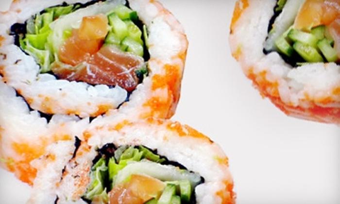 Kuma Japanese Steakhouse & Sushi Bar - McDonough: Hibachi Fare, Sushi, and Drinks at Kuma Japanese Steakhouse & Sushi Bar in McDonough