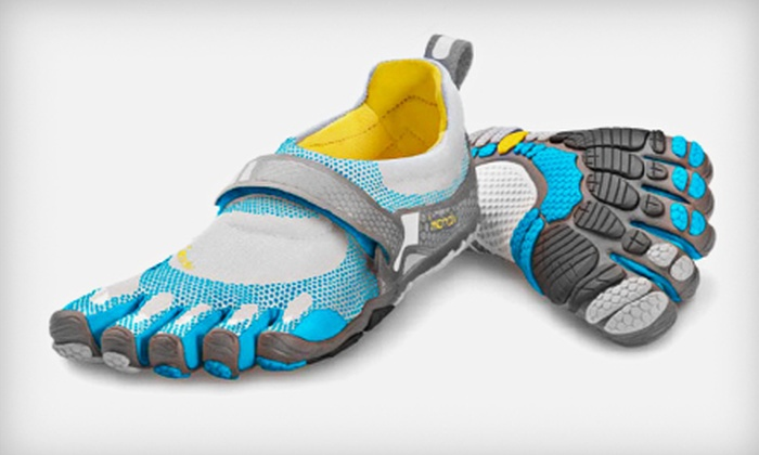 The Runners Forum - Multiple Locations: $20 for $40 Toward Vibram Shoes and Accessories at The Runners Forum