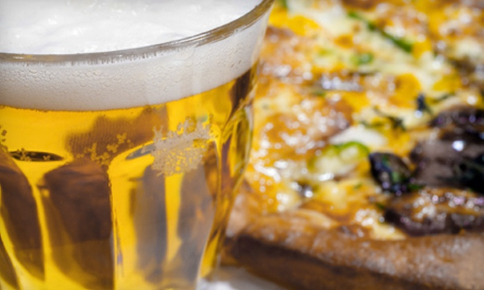 1st Place Sports Bar & Grill - Chicago: Oktoberfest Tent Event for Two or Four on September 22, 23, or 24 at 1st Place Sports Bar & Grill in Hoffman Estates