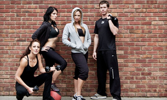 Be Fit Boot Camps - Multiple Locations: $39 for a Boot-Camp Package with Eight Classes and Body-Composition Assessment from Be Fit Boot Camps ($145 Value)