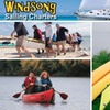 Windsong Charters Inc - Flor-a-mar: $45 for a Kayak or Canoe Rental from Windsong Sailing Charters