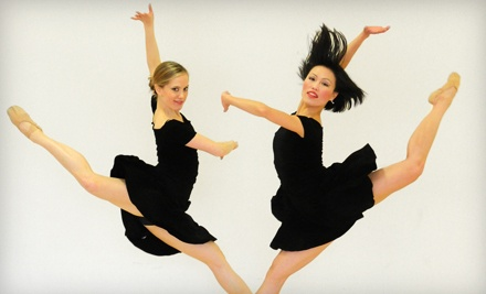 5 Adult Drop-In Classes (a $90 value) - BalletNova Center for Dance in Falls Church