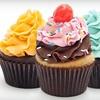 Up to 55% Off at Pink Sugar Cupcakery