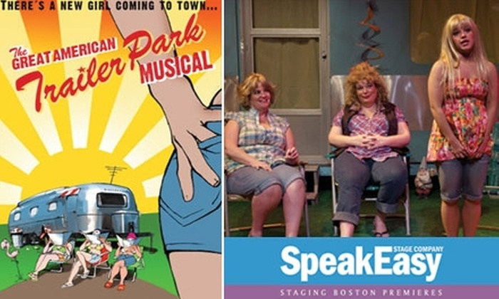 """Great American Trailer Park Musical - South End: $30 for One Ticket to """"Great American Trailer Park Musical"""" (Up to $54 Value). Choose from Eight Dates."""