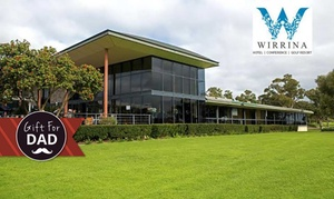 Wirrina Hotel & Golf Resort: 18-Holes of Golf with Beer for Two ($49) or Four People ($95) at Wirrina Hotel & Golf Resort (Up to $196 Value)