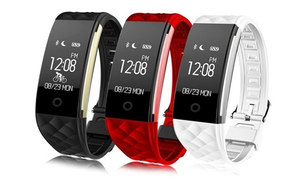 S2 Touch Screen Fitness Tracker with Heart Rate Monitor: One $29.95 or Two $59.95