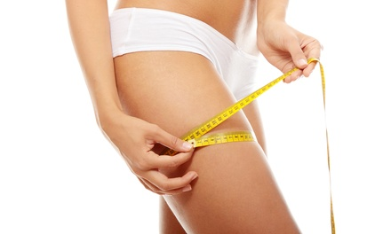 Three or Six VelaShape Body-Contouring Treatments at The Hollywood Body Laser Center (Up to 92% Off)