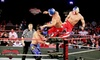 Up to 52% Off Lucha Libre USA Wrestling Event