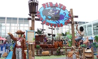 Pirate-Themed Mini Golf for Two Adults or Family of Up to Five with German Events (Up to 36% Off)