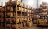 45th Parallel Spirits - Saint Croix Falls: Spirit Tour and Tasting for Two, Four, or Eight with Glasses at 45th Parallel Distillery (Up to 58% Off)