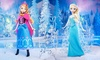 Disney's Frozen Anna or Elsa Sparkle Doll: Disney's Frozen Anna or Elsa Sparkle Doll