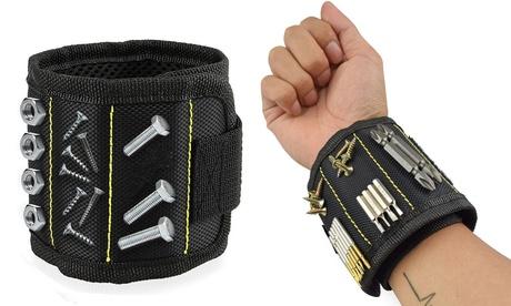 1 o 2 pulseras magnéticas para herramientas con envío gratuito