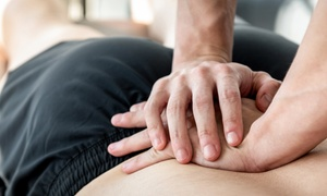 Up to 50% Off Deep-Tissue or Sports Massages at Lane Kinetics