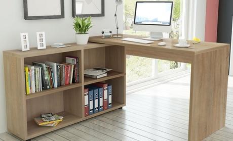 Fournitures de bureau et scolaires deals bons plans et promotions - Bureau d angle avec tiroir ...