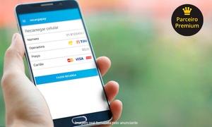 RecargaPay: Pague R$1,99 e ganhe R$15,00 em créditos + bônus extra de R$5,00 para a segunda recarga para seu celular TIM ou Oi