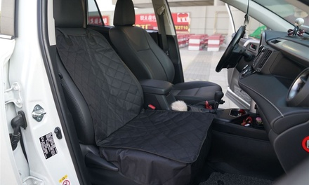 One or Two Vinsani Cargo Front or Back Waterproof Anti-Slip Seat Covers