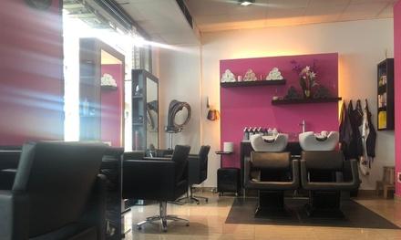 Sesión de alisado, diagnóstico capilar y peinado con opción a corte y masaje craneal desde 39,99 € en My Beauty Team