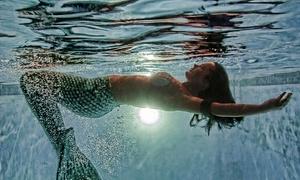 Denis Bussière Photographe: Séance photo sous l'eau ou en studio pour 1 ou 2 personnes chez Denis Bussière Photographe (jusqu'à 90 % de rabais)