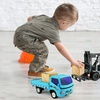 Click N' Play Forklift and Truck Play Set