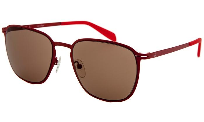 Calvin Klein Assorted Square Unisex Sunglasses
