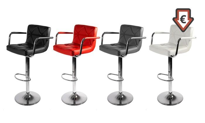 tabourets malvy homekraft groupon. Black Bedroom Furniture Sets. Home Design Ideas