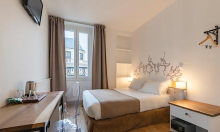 Groupon.it - Parigi: soggiorno in camera doppia con colazione opzionale per 2 persone presso l'Hotel Korner Opera