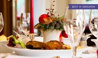 Great Room Christmas Party Night, 2–3 and 22 December at The Villa North End (Up to 50% Off)