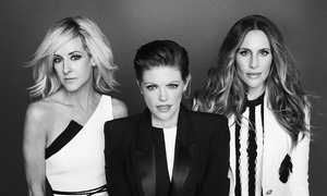 Dixie Chicks - DCX World Tour MMXVI: Dixie Chicks – DCX World Tour MMXVI on Saturday, August 20, at 7 p.m.