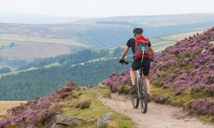 Peak District National Park Authority: Full-Day Cycle Hire for Adults and Children from Peak District National Park Cycle Hire (Up to 54% Off)