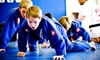 Up to 54% Off Jiu Jitsu Classes at Gracie Barra Sandy