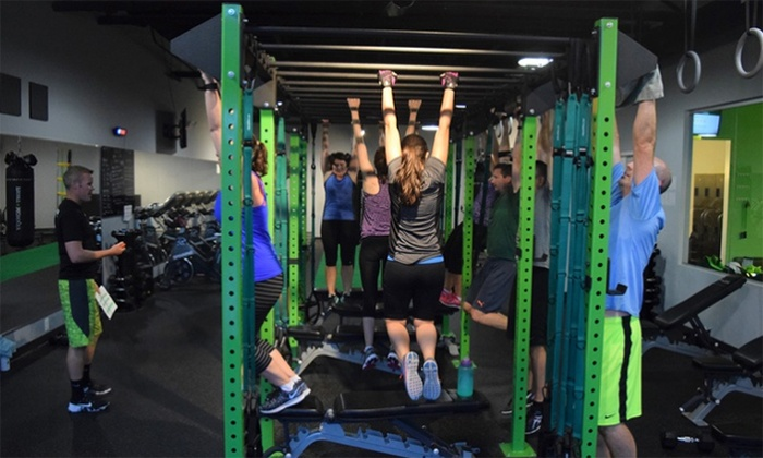 Next Phase Fitness - Ashburn: 10 Fitness Classes or a One-Month Unlimited Gym Membership to Next Phase Fitness (Up to 52% Off)