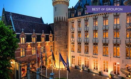 Brugge: 13 nachten in 5* Hotel Duke's Palace incl. ontbijt en toegang tot de spa voor twee personen