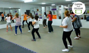 Studio Hayat: Studio Hayat – Osasco: 1, 3 ou 6 meses de Aulas de Dança Cigana, Dança Flamenca, Zumba ou Ballet Fit