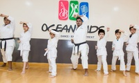Two or Eight Dance or Art Classes at Ocean Kids (Up to 53% Off)