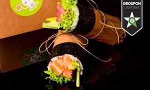 Bunny Handroll: 1 rolka sushi za 8,99 zł i więcej opcji w Bunny Handroll w Sopocie (do -45%)