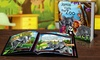 Up to 71% Off Personalized Visits the Zoo Book from Dinkleboo