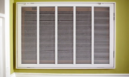 Air-Duct Cleaning for 9 or 12 Vents and One Return with Add-On from Affinity AirDuct (Up to 80% Off)