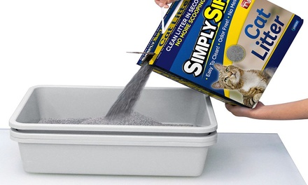 Simply Sift Litter Box System — As Seen on TV