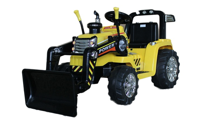 Tractor Kids' Ride-On Vehicle