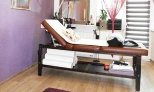 Gabinet Masażu Leczniczego Szafran: Całościowy 60-minutowy masaż z aromaterapią od 49,99 zł w Gabinecie Masażu Leczniczego Szafran