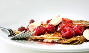 Marokena: Sweet and Savory Crepes at Marokena (30% Off). Two Options Available.