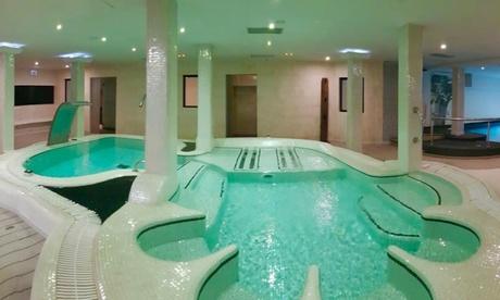Acceso a circuito spa de 90 minutos para dos con opción a brunch o menú desde 29,95 € en Spa Cordial Roca Negra Oferta en Groupon
