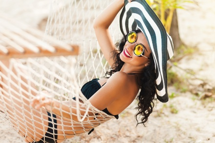 One or Two Luxury Spray Tans with Optional Sculpt Enhance at Brazil Bronze Soho (Up to 58% Off)
