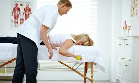 3 o 5 sesiones de fisioterapia con diagnóstico desde 34,90 € en Centro Terapéutico Aura Oferta en Groupon