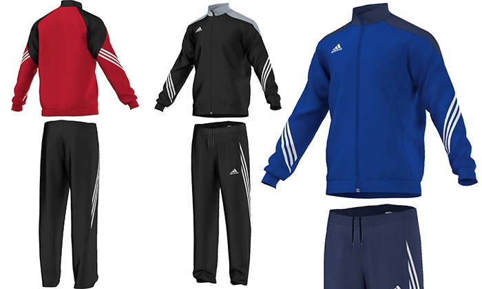 adidas Trainingsanzug Sereno | Groupon Goods