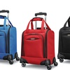 """American Tourister NXT 16"""" Soft-Sided Underseat Carry-On Spinner Tote"""