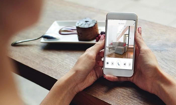 360° Home Security Smart Camera | Groupon