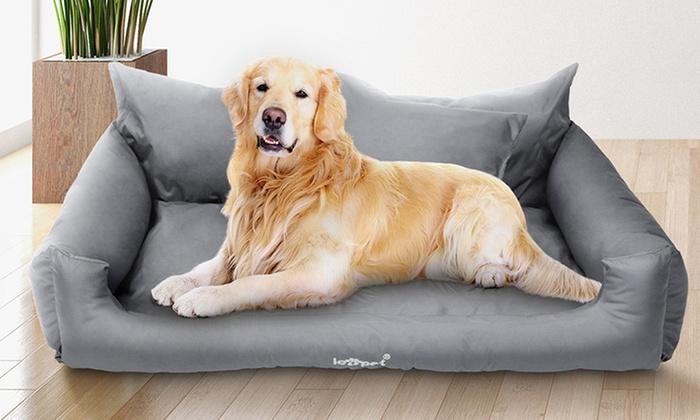 lit pour chien groupon shopping. Black Bedroom Furniture Sets. Home Design Ideas