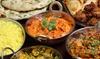 Menu spécial Rajisthan en 3 services pour 2