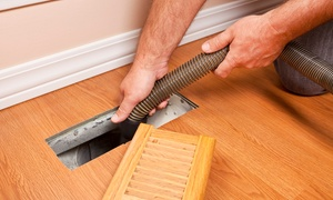 Mr Duct Cleaning: Duct Heating/Cooling System Cleaning - Up to 15 ($199) or 25 Vents ($239) with Mr Duct Cleaning (Up to $549 Value)